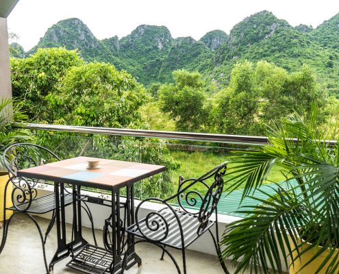 Victory Road Villas in Phong Nha, Vietnam: our concept