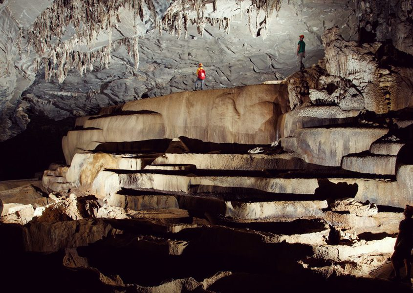 Hang Tien Cave