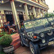 Phong Nha Farmstay Jeep