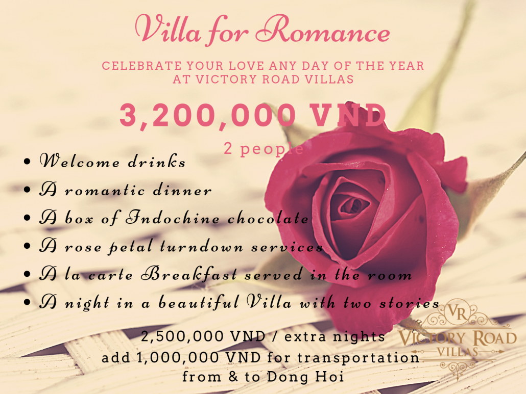 Villa for Romance