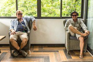 Ben and Bryce at Victory Road Villas