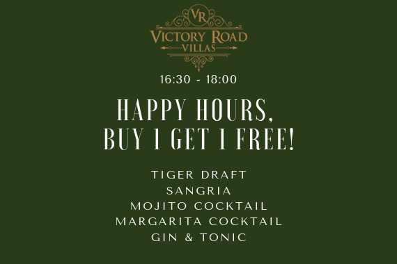 Special offers at Victory Road Villas, Phong Nha