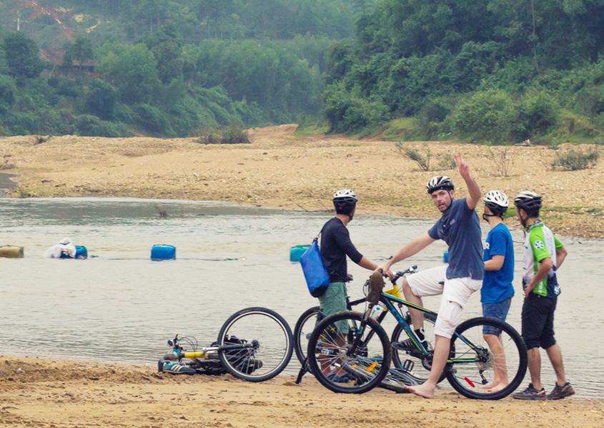 Phong Nha Cycling